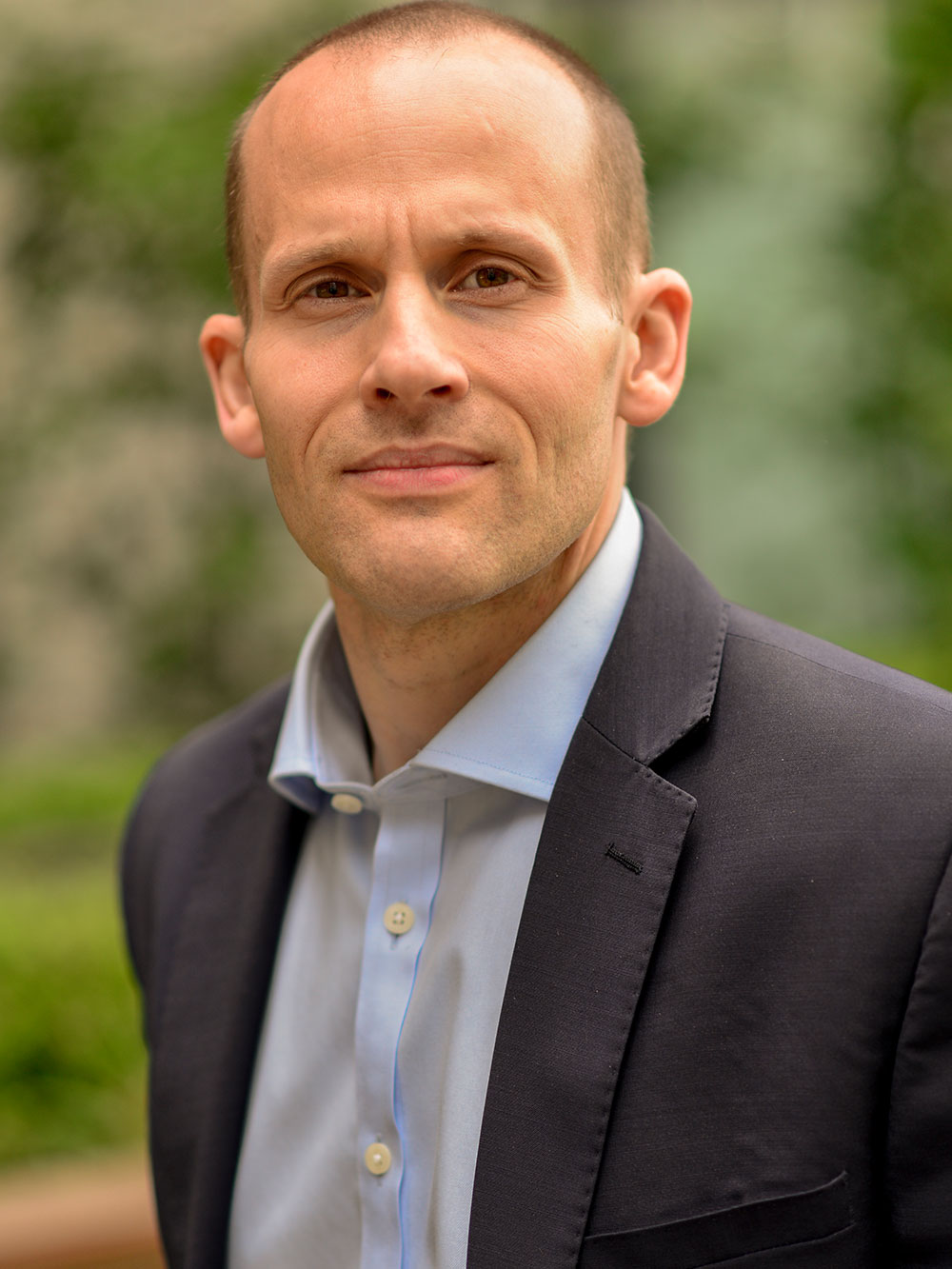 Nate Hartley, Advance Global Capital CEO & CIO